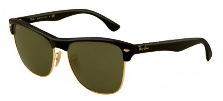 Ray Ban Sonnenbrille Clubmaster Oversized RB 4175 877 Gr. 57