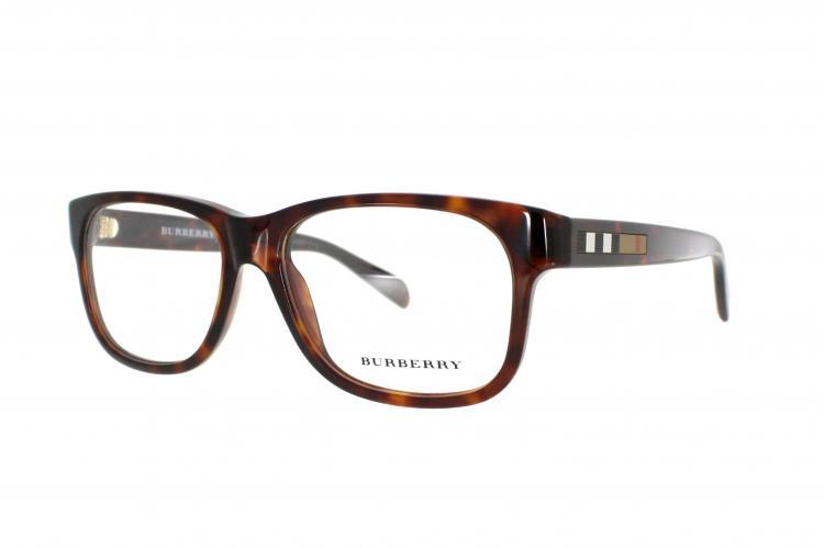 Burberry Brille BE 2136 3349 Größe 52