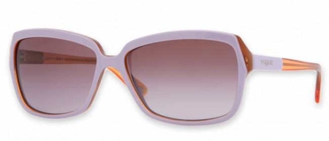 Vogue Sonnenbrille VO 2660S 18788H in der Farbe lila - orange