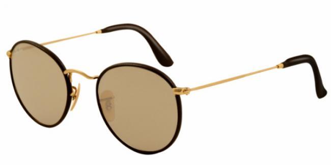 Ray Ban Ray-Ban Sonnenbrille RB 3475Q 112/53 Gr. 50 in der Farbe matte gold - matt gold