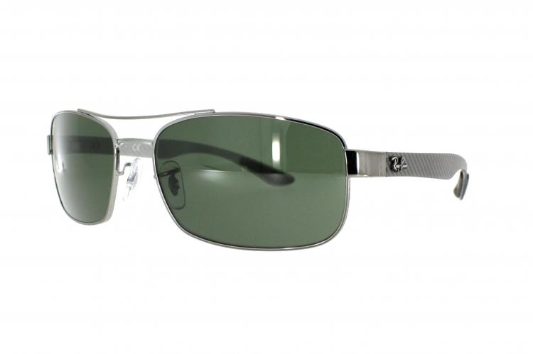 Ray Ban Sonnenbrille Carbon Lite RB 8316 004 Gr. 62
