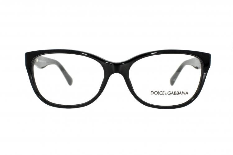 dolce gabbana dg 3136 2525 brille gr 53 in schwarz. Black Bedroom Furniture Sets. Home Design Ideas