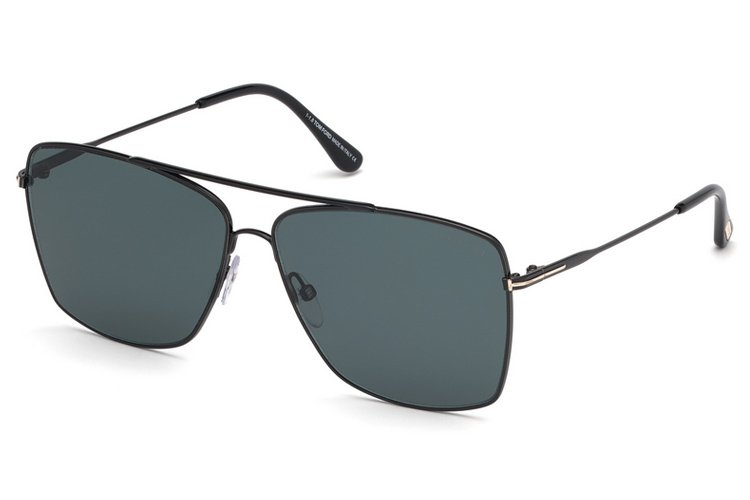 Tom Ford Magnus-02 FT 0651 01V Größe 60