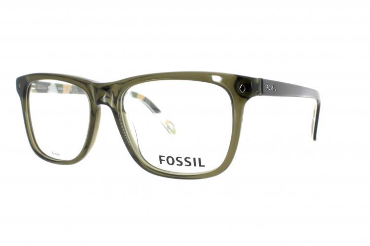 Fossil Brille Fos 6052 Mbd In Schwarz
