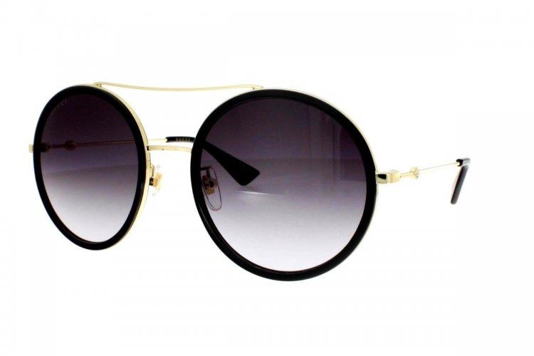 abwechslungsreiche neueste Designs Mode beste Sammlung Gucci GG 0061S 001