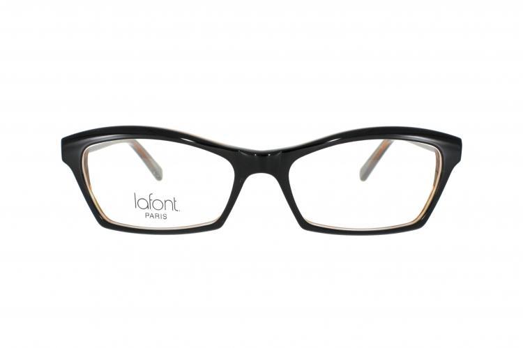 Jean Lafont Paris Brille Nuance 1010 Gr 52 in Schwarz