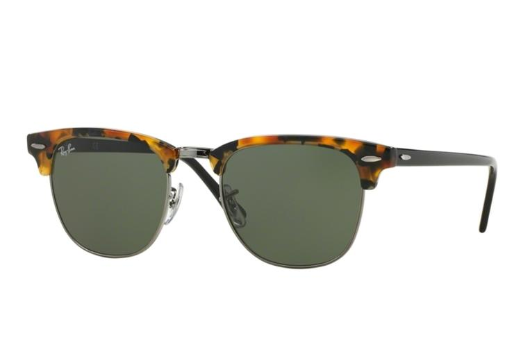 Ray Ban Ray-Ban Sonnenbrille Clubmaster RB 3016 1157 Größe 51