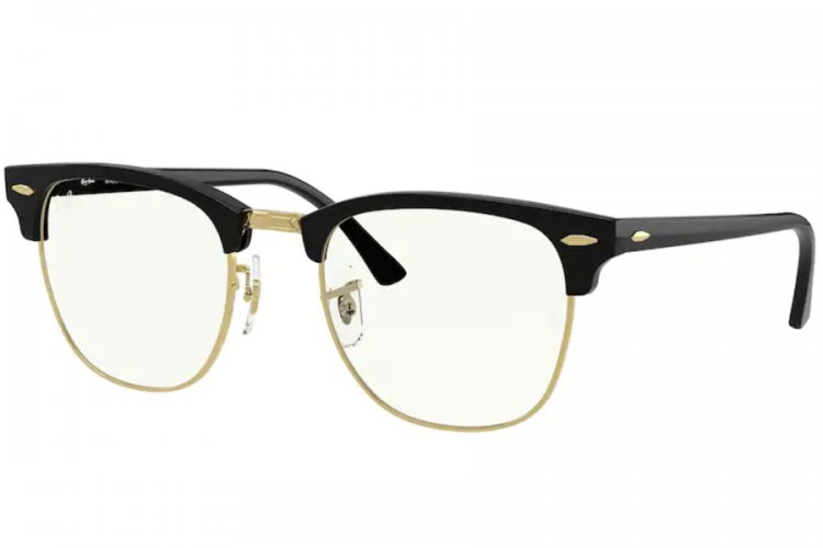 Ray Ban Ray-Ban Sonnenbrille Clubmaster RB 3016 901/BF Größe 51
