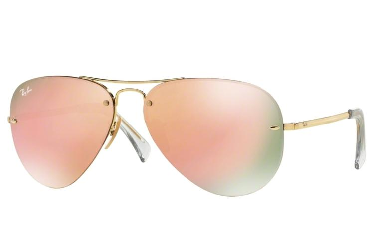 Ray Ban Ray-Ban Sonnenbrille RB 3449 001/2Y