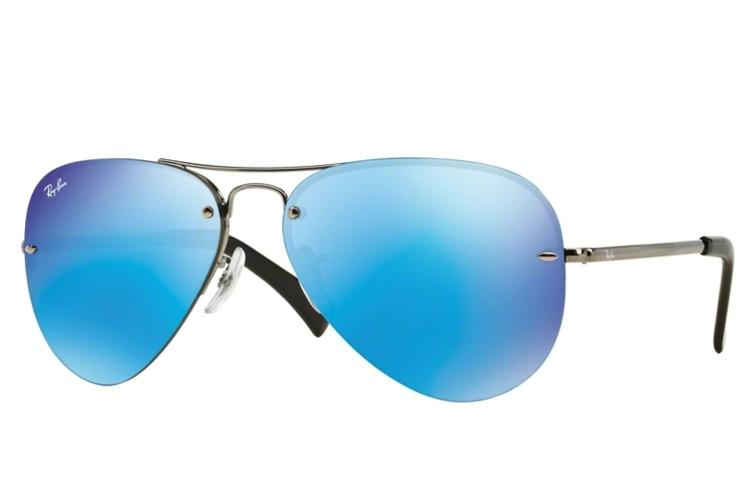 Ray Ban Ray-Ban Sonnenbrille RB 3449 004/55