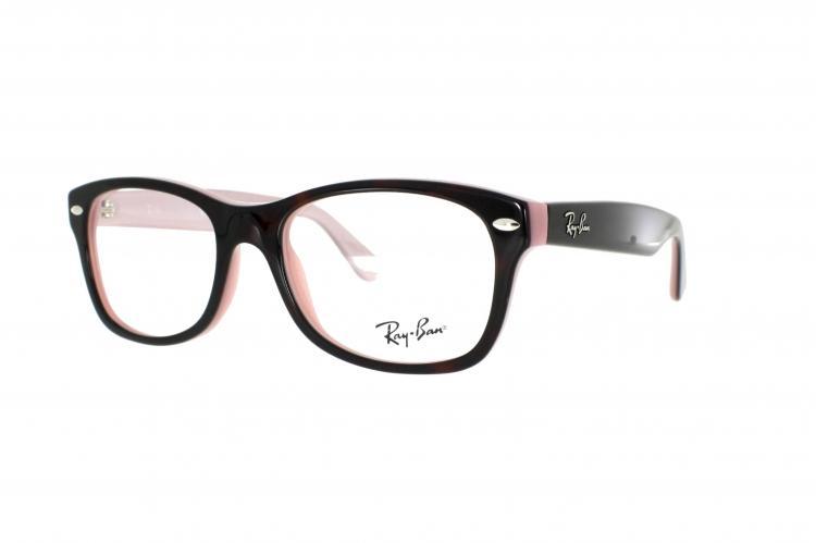 Ray Ban Kinder Brille RY 1528 3580 Größe 46