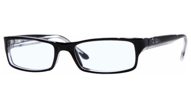 ray ban kunststoff brille rx 5114 2034 gr 54 in der farbe. Black Bedroom Furniture Sets. Home Design Ideas