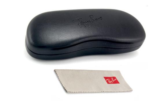 ... Ray-Ban Kunststoff Brille RX 5114 2097 Gr.54 in der Farbe schwarz mit 4ce88506cf
