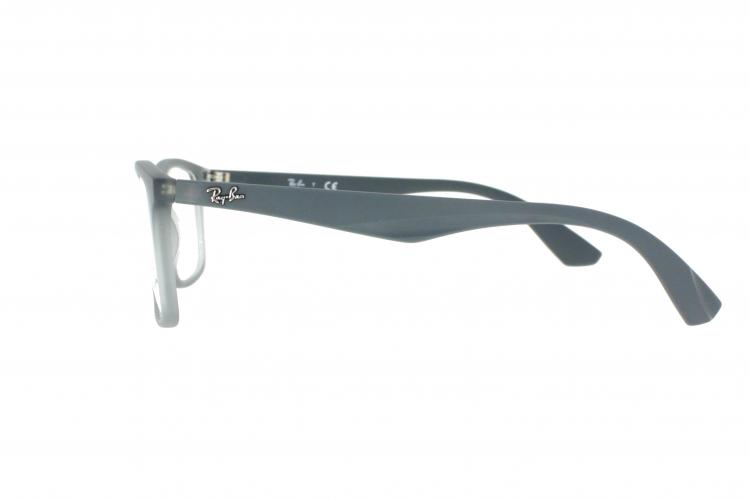 Ray Ban Brille RX 7047 5482 in grau 798261ba91