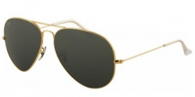 Ray Ban Sonnenbrille RB 3025 001 58 62 polarized