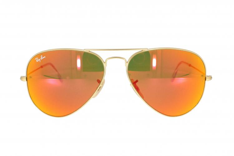 dc7a4a8ff58c96 ... Ray-Ban Sonnenbrille Aviator RB 3025 112/69 Gr.58 in der Farbe ...