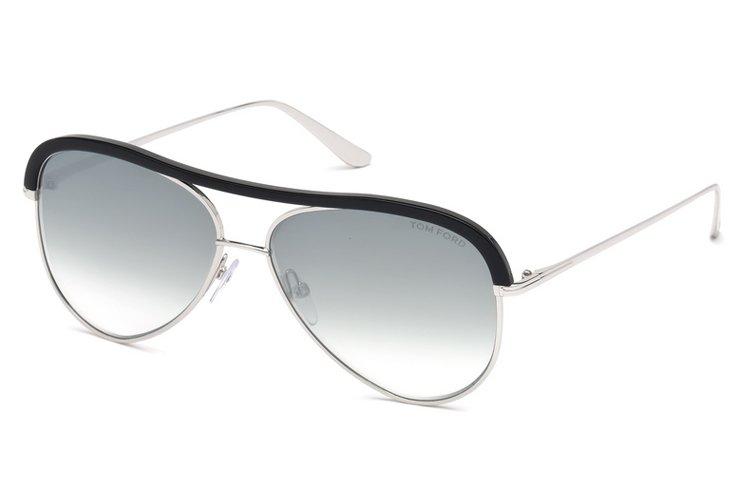 Tom Ford stylische Herren Sonnenbrille Piloten Stil 100% UVA